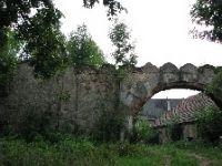 Park dworski Gościszów
