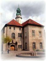 Ratusz Lubań